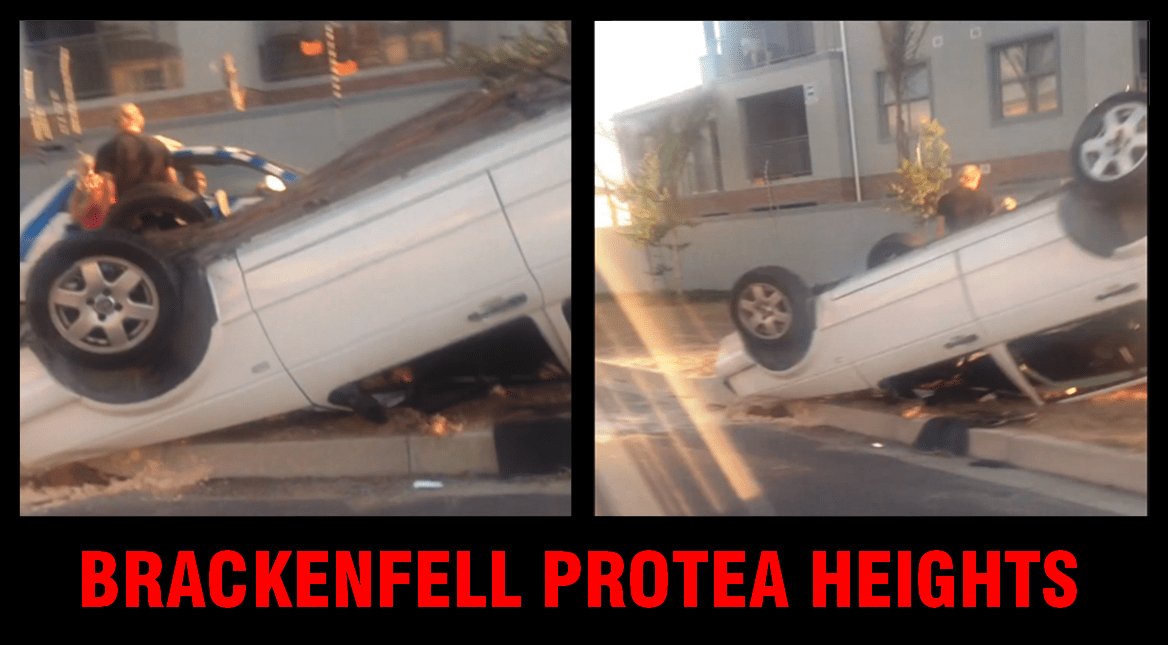 Brackenfell Protea Heights Golf Accident