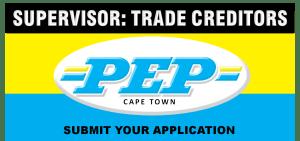 Supervisor Trade Creditors