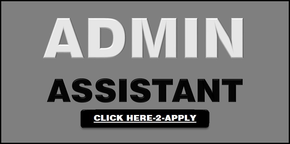 ADMINISTRATION ASSISTANT BETHLEHEM