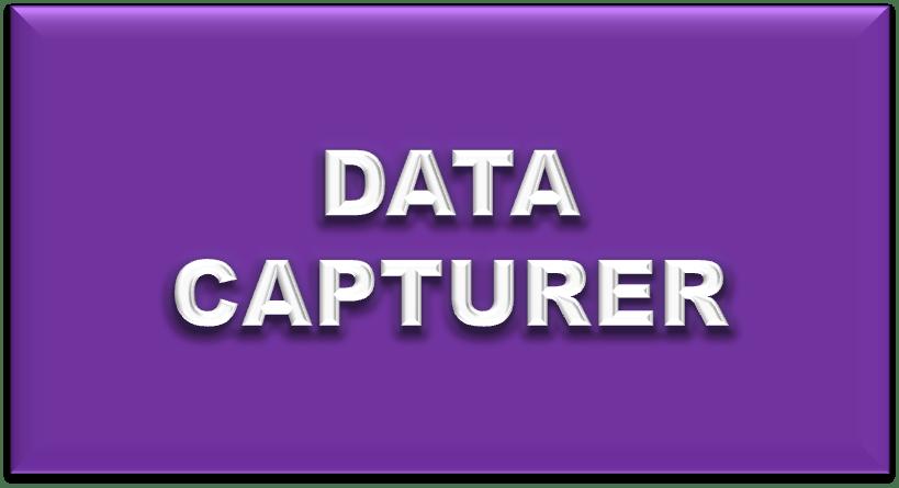 Data Capturer – Classic Staffing Outlet – Nkangala, Mpumalanga