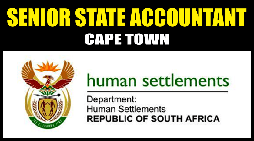 SENIOR STATE ACCOUNTANT – BUDGETS