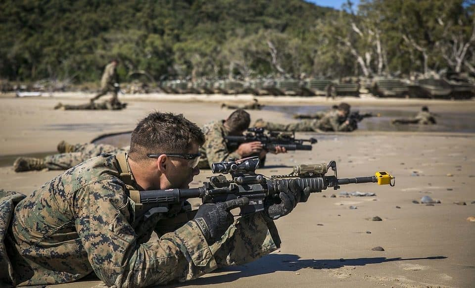 United States Marine Corps Application - Online Job Employment Form