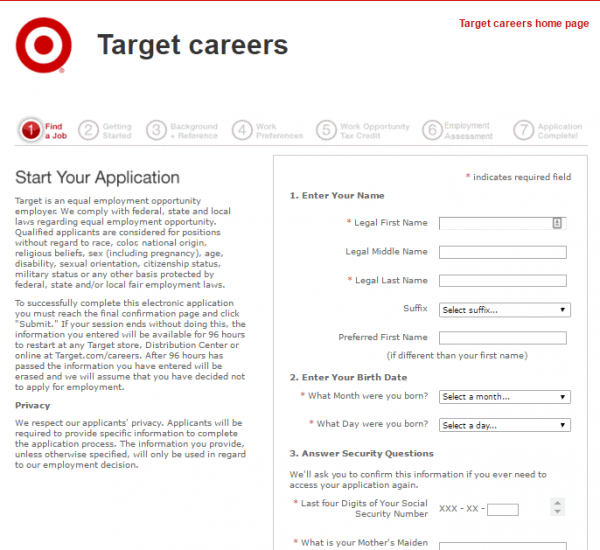 Careers At Target Current Job Openings Target Corporate Target Job Application And Career Guide Job Application Review