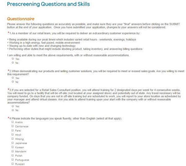 ATT Career Guide \u2013 ATT Application 2018 Job Application Review
