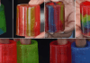 Make your own Jolly Rancher shot glasses