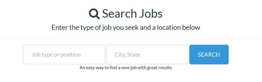 Job Search Engines * JobCab