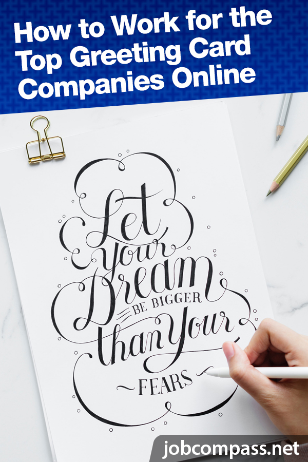 Top Greeting Card Companies Online To Write  Design For in 2019