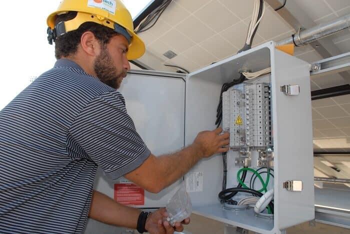 electrical job plan