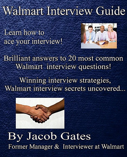Walmart Interview Guide » Job Interview at Your Company
