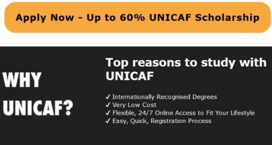 unicaf-ending