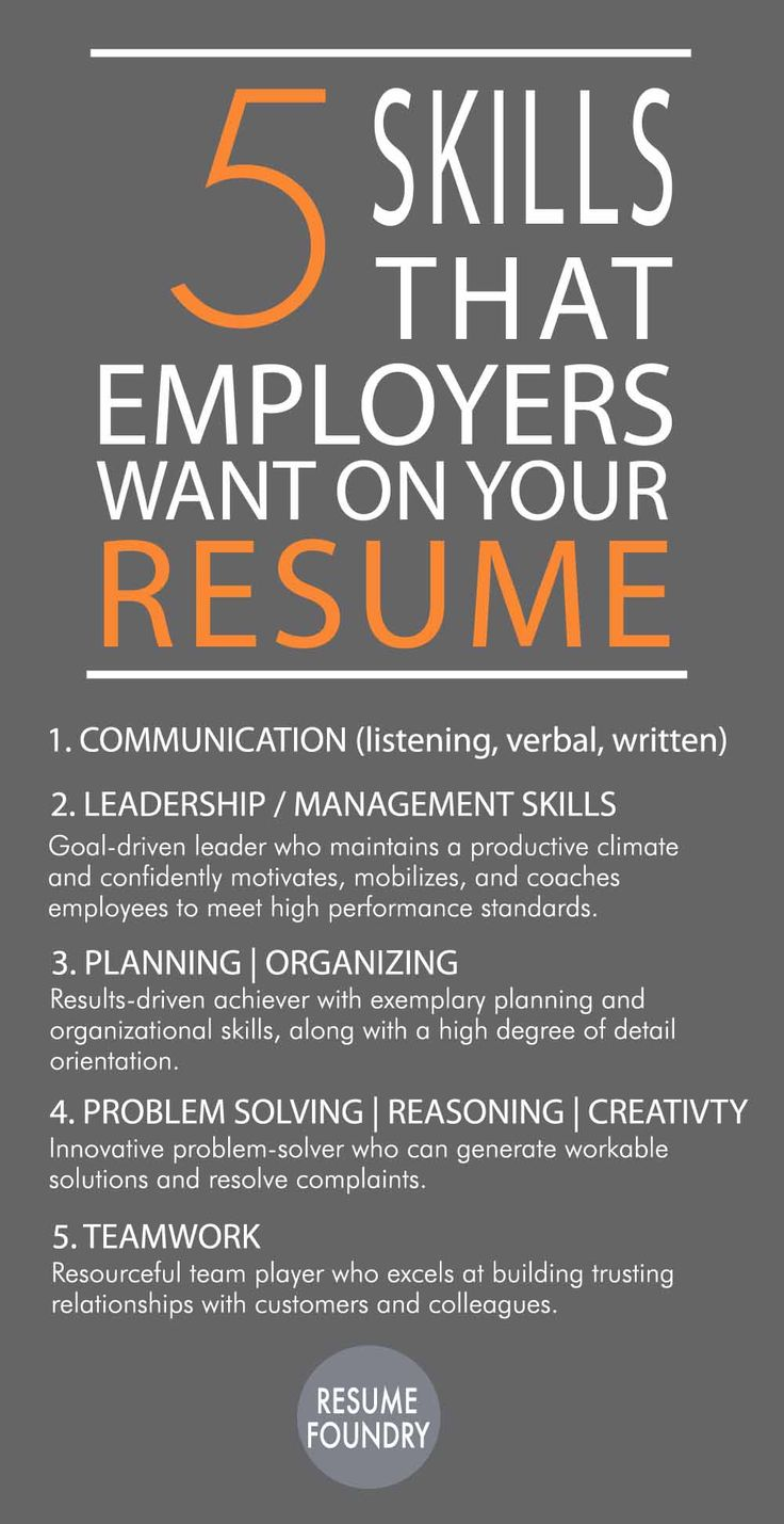 resume writing quotes