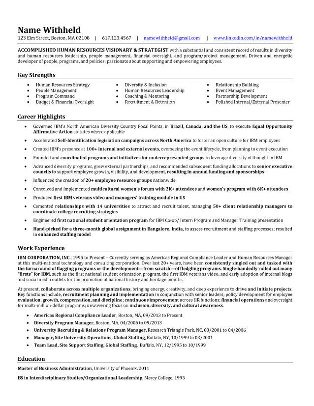 Diversity Trainer Sample Resume Diversity Trainer Sample Resume It