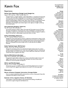 Best Resume I Have Ever Seen Resume Ideas