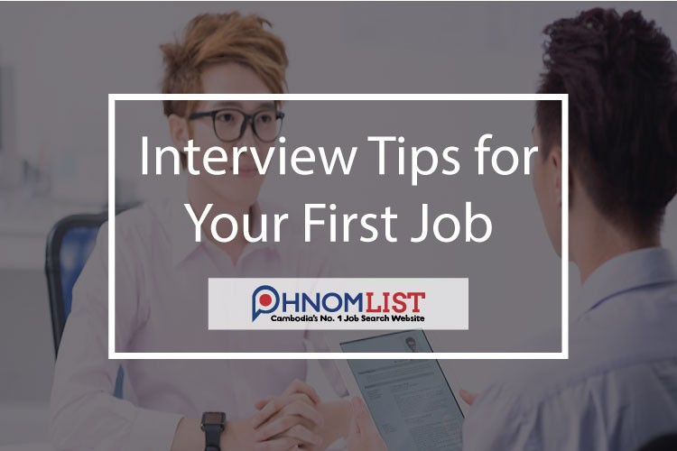 Interview Tips for Your First Job JobsPhnomlist
