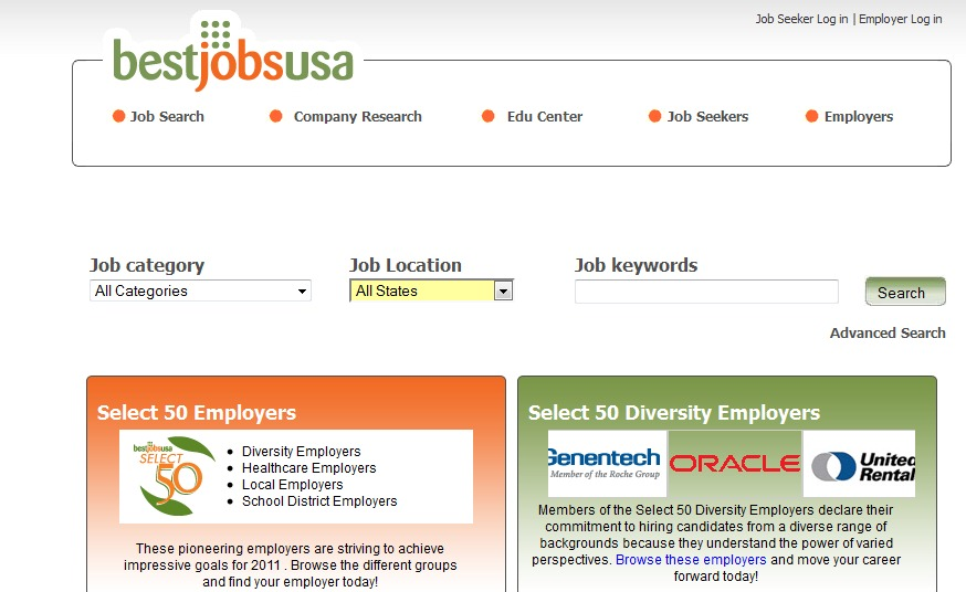 top jobs site - Romeolandinez