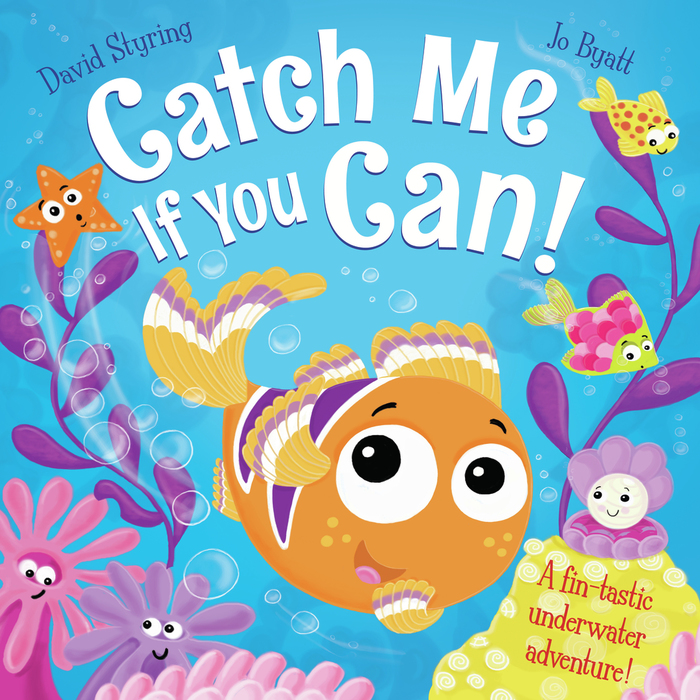 You Can Book Me Ltd Jo Byatt Childrens Illustrator Catch Me If You Can