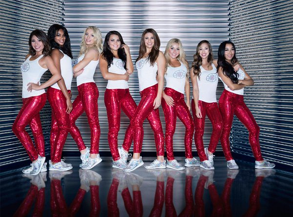 Soccer Girl Wallpaper La Clippers Quot Dance Squad Quot Premiers On E Jocks And
