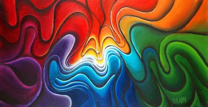 Painting Jodie Hilton