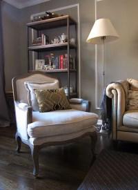 Restoration Hardware Living Room Chairs