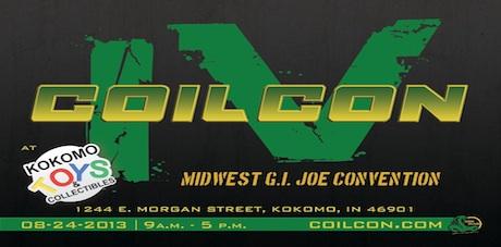 Coil Con 2013 logo