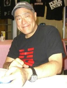 Larry Hama arashikage
