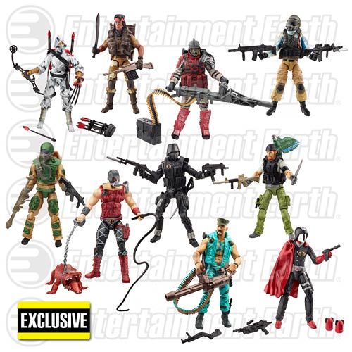 G.I. Joe 50th Anniversary 2 packs wave 3