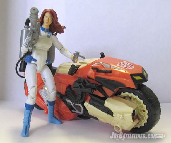 G.I. Joe & the transformers marissa fairborn & afterbreaker
