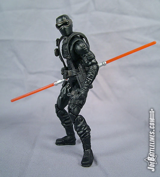 Snake Eyes Darth Maul Star Wars