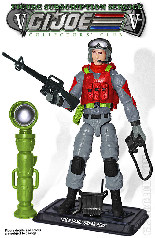 G.I. Joe FSS 5 Sneak Peek