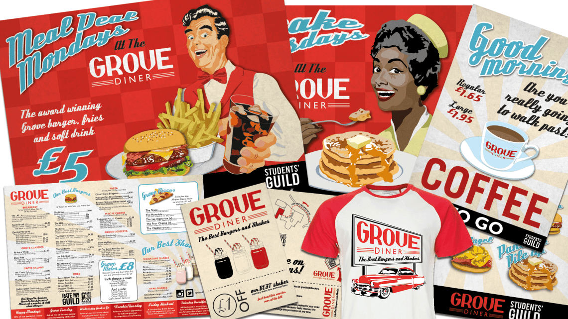 Grove Diner Design