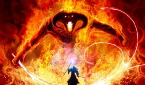 Dungeons and dragons adventures should always be epic, gandalf, balrog