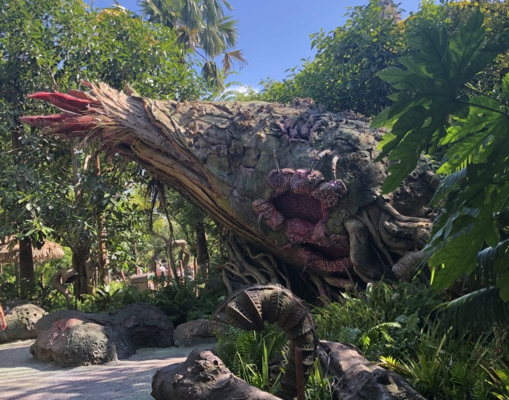 Disney World Vacations 2019 theme parks Animal Kingdom Pandora Avatar Flight of Passage