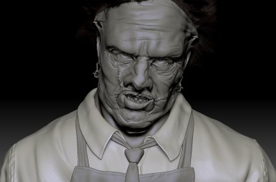 Leatherface - ZBrush Render