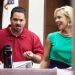 Joe at Courtroom