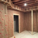 All done, Ready for Drywall!