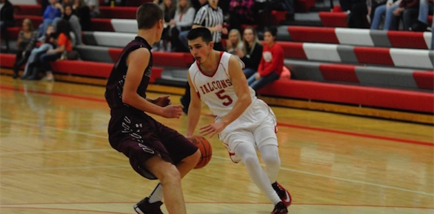 Constantine boys hoopers remain perfect after win over Parchment