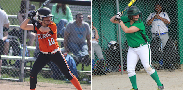 Hitters Edge Softball Players of the Week: Sturgis' Harmony Groves and Mendon's Ashley Kuhlman