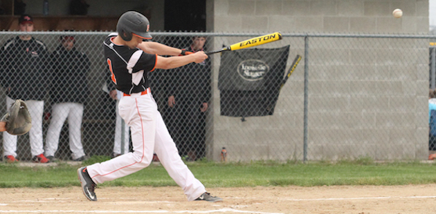 Sturgis baseball blanks White Pigeon in county tourney's first round