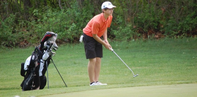 Sturgis golfers Brenneman and Freske fail to qualify for state finals but end season playing well