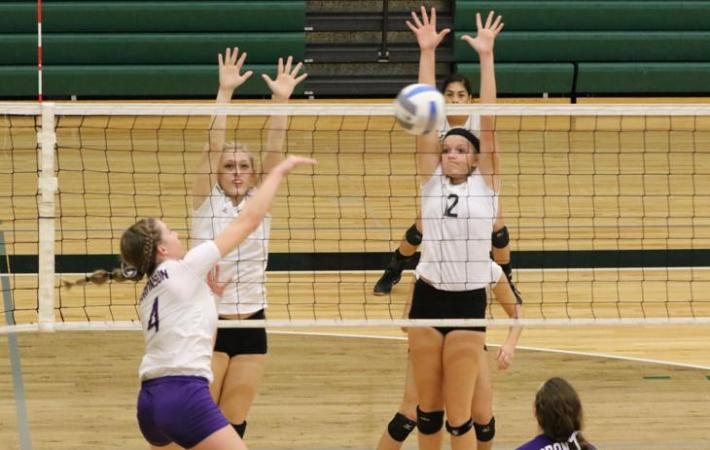 Mendon volleyball finishes runner-up to Bronson, Centreville and White Pigeon wrap up BCS divisional play at league tourney