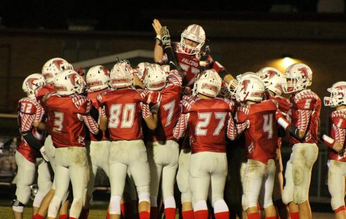 Video: Constantine football blows Hartford's doors off to snag automatic playoff berth