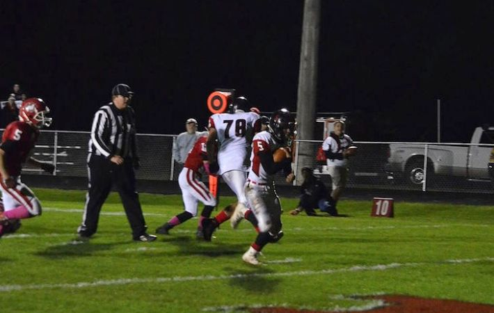 Video: Rummler leads White Pigeon rout at Colon in last regular-season football game