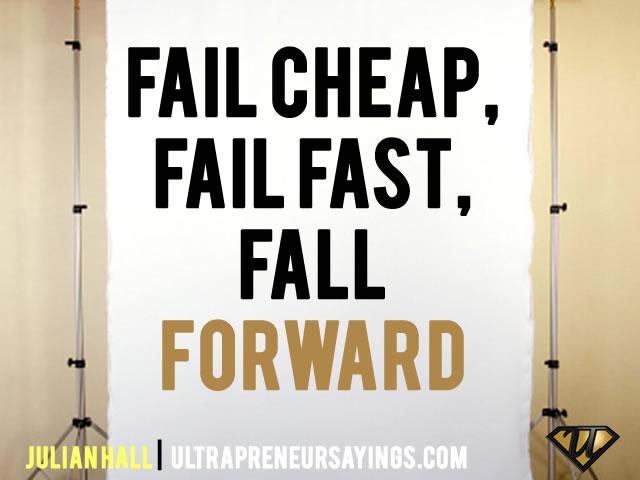 fail-cheap-fail-fast-fall-forward