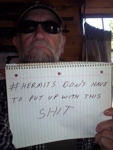 hermitshashtag