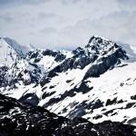 The mountains of Alaska