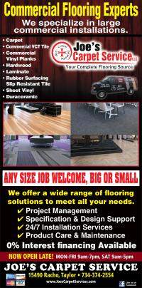 Commercial Flooring Experts