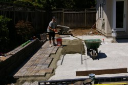 Small Of How To Cut Pavers