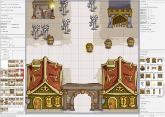 Dungeon Rampage Level Editor