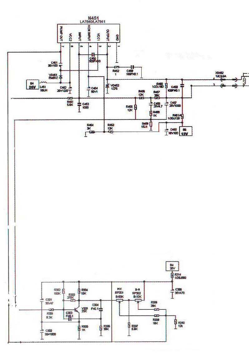 basic ups power supply circuit