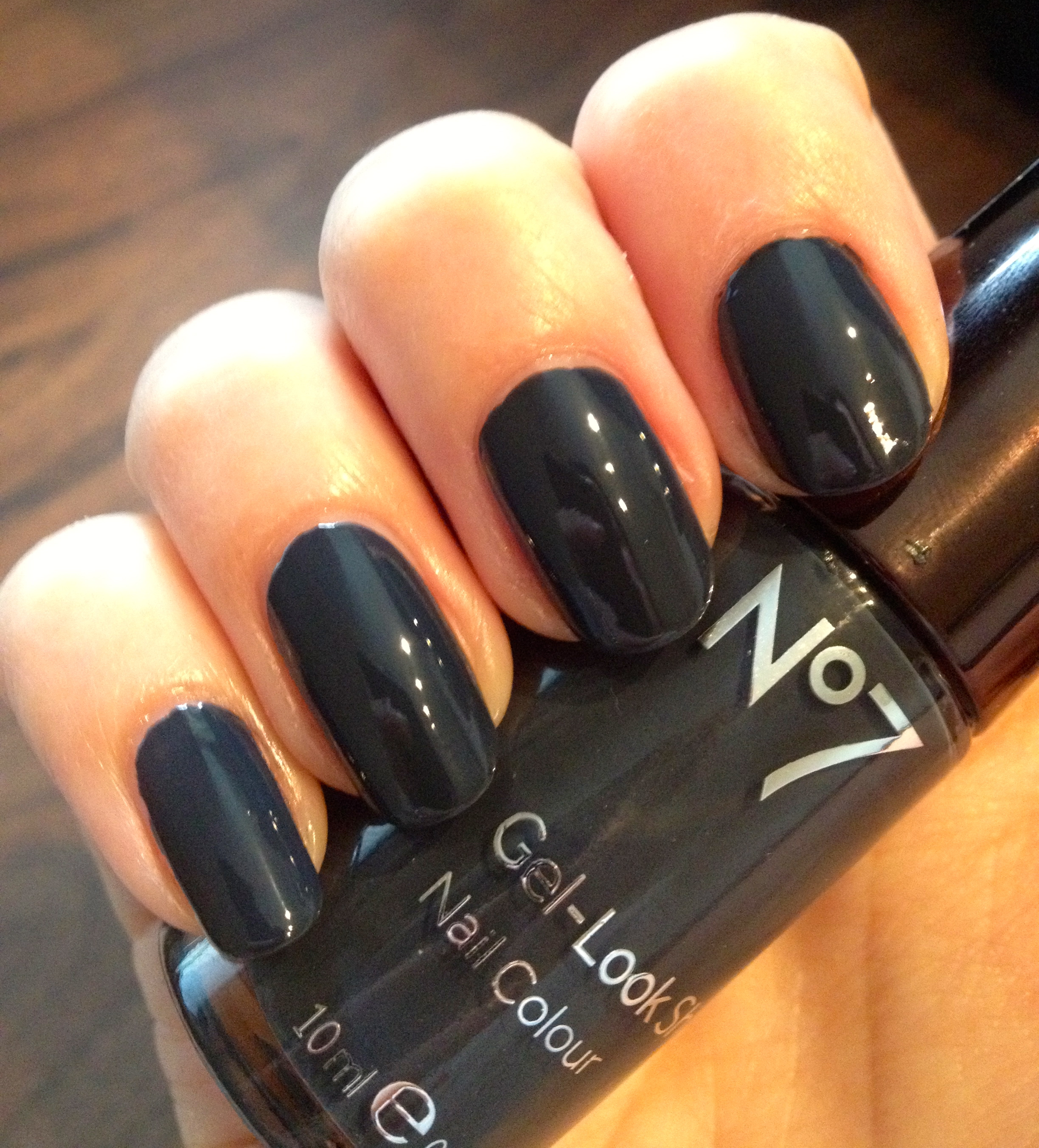 No7 Gel Look Shine Nail Colour Joeyanne Nails
